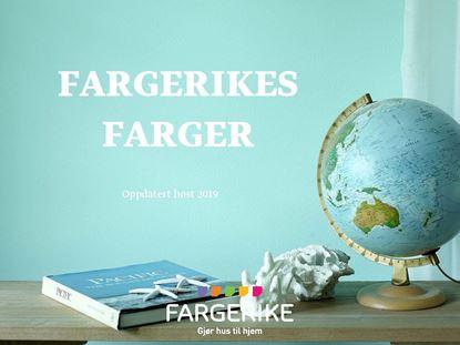 Picture of Fargerikes Farger Fargeboken