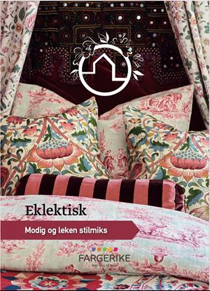 Bilde av Fargerike Hjemmebesøk Moodboard Eklektisk bunt a 10
