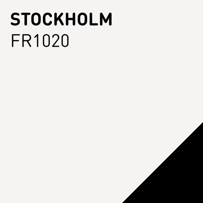 Bilde av Fargerike Inne Lameller FR1020 Stockholm pakker a 20