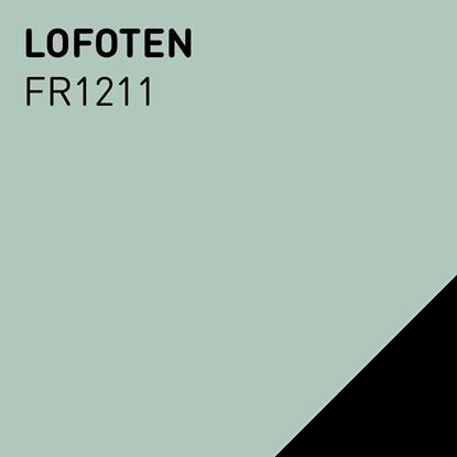 Bilde av Fargerike Inne Lameller FR1211 Lofoten pakker a 20