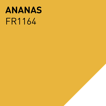 Picture of Fargerike Inne Lameller FR1164 Ananas pakker a 20