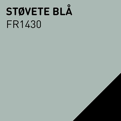 Bilde av Fargerike Inne Lameller FR1430 Støvete Blå pakker a 20