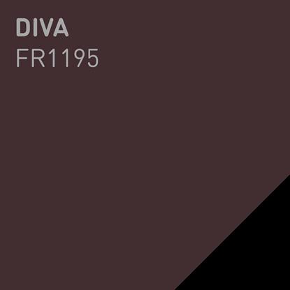 Bilde av Fargerike Inne Lameller FR1195 Diva pakker a 20