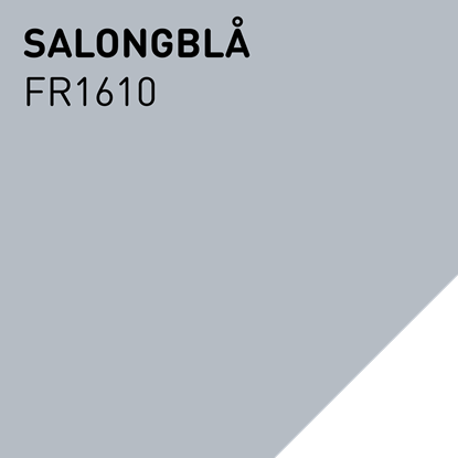 Bilde av Fargerike Inne Lameller FR1610 Salongblå pakker a 20