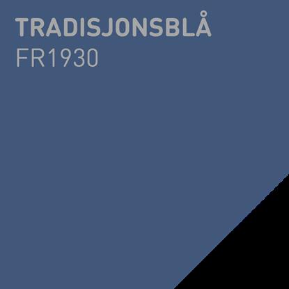 Bilde av Fargerike Inne Lameller FR1930 Tradisjonsblå pakker a 20