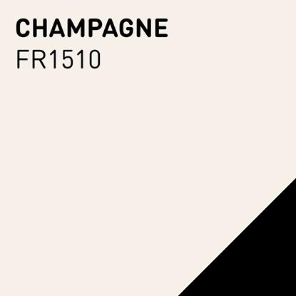 Bilde av Fargerike Inne Lameller FR1510 Champagne pakker a 20