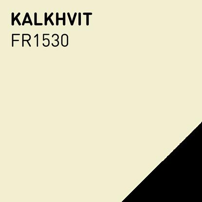 Bilde av Fargerike Inne Lameller FR1530 Kalkhvit pakker a 20