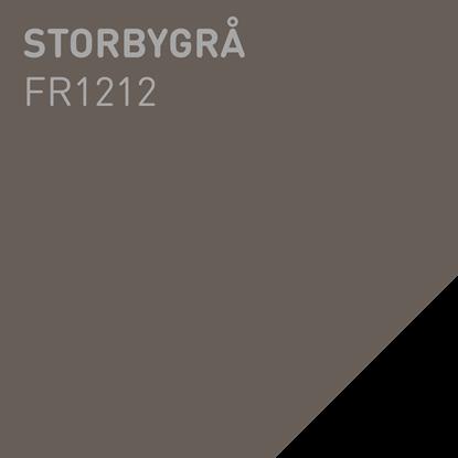 Bilde av Fargerike Inne Lameller FR1212 Storbygrå pakker a 20