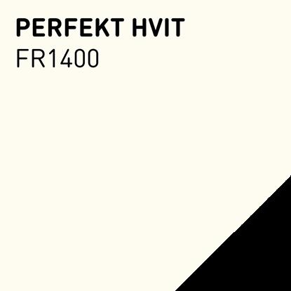 Bilde av Fargerike Inne Lameller FR1400 Perfekt Hvit pakker a 20