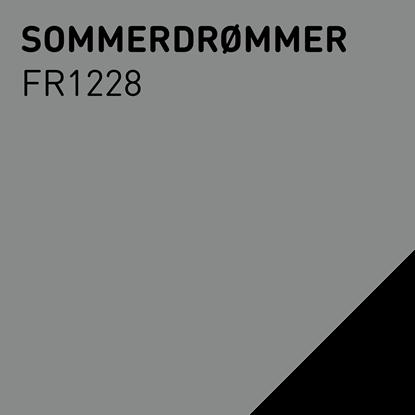 Bilde av Fargerike Inne Lameller FR1228 Sommerdrømmer pakker a 20
