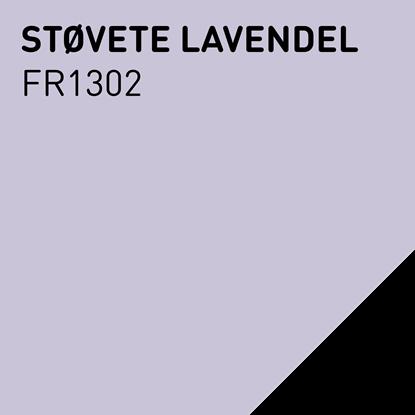 Bilde av Fargerike Inne Lameller FR1302 Støvete Lavendel pakker a 20