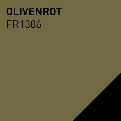 Picture of Fargerike Inne Lameller FR1386 Olivenrot pakker a 20