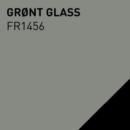 Bilde av Fargerike Inne Lameller FR1456 Grønt Glass pakker a 20