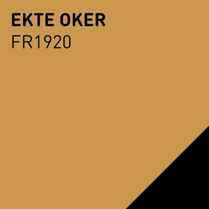 Picture of Fargerike Inne Lameller FR1920 Ekte Oker pakker a 20