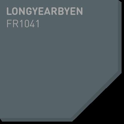 Picture of Fargerike Små Treprøver FR1041 Longyearbyen