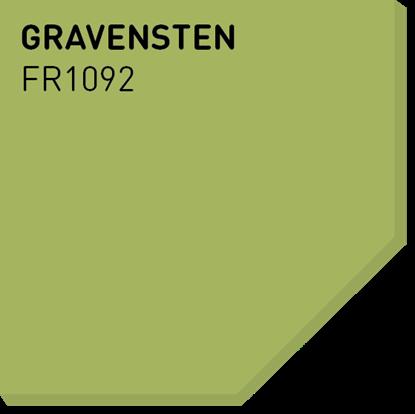 Picture of Fargerike Små Treprøver FR1092 Gravensten