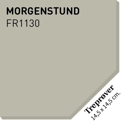 Picture of Fargerike Små Treprøver FR1130 Morgenstund