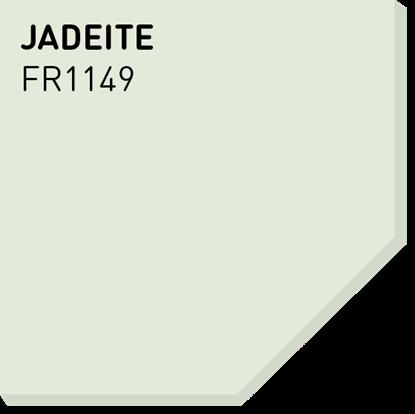 Picture of Fargerike Små Treprøver FR1149 Jadeite