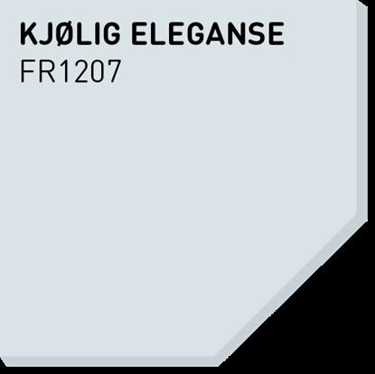 Picture of Fargerike Små Treprøver FR1207 Kjølig Eleganse
