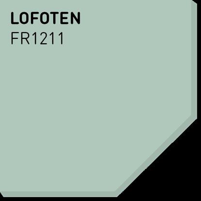 Picture of Fargerike Små Treprøver FR1211 Lofoten