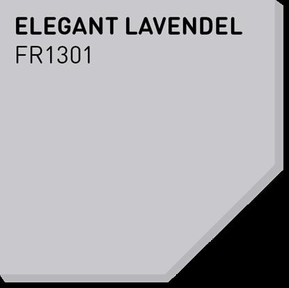 Picture of Fargerike Små Treprøver FR1301 Elegant Lavendel