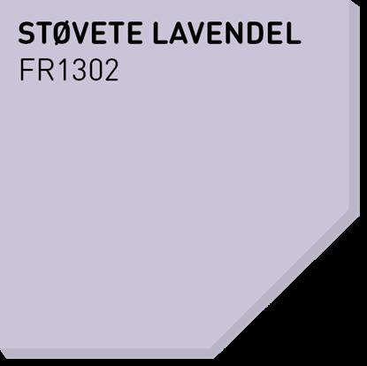 Picture of Fargerike Små Treprøver FR1302 Støvete Lavendel