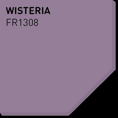 Picture of Fargerike Små Treprøver FR1308 Wisteria