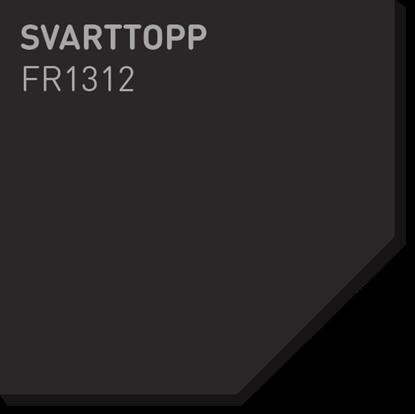 Picture of Fargerike Små Treprøver FR1312 Svarttopp