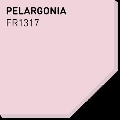Picture of Fargerike Små Treprøver FR1317 Pelargonia