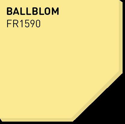 Picture of Fargerike Små Treprøver FR1590 Ballblom