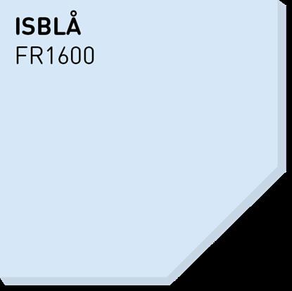 Picture of Fargerike Små Treprøver FR1600 Isblå