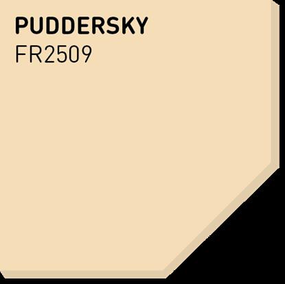 Picture of Fargerike Små Treprøver FR2509 Puddersky