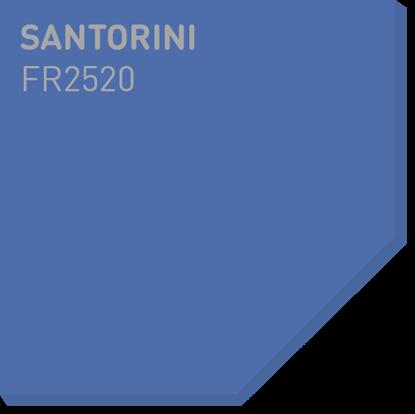 Picture of Fargerike Små Treprøver FR2520 Santorini