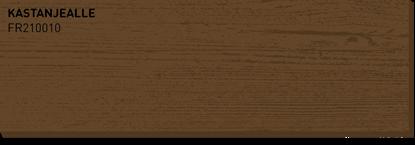 Bilde av Fargerike Terrasse Treprøver FR210010 Kastanjealle