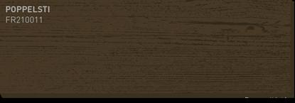 Bilde av Fargerike Terrasse Treprøver FR210011 Poppelsti