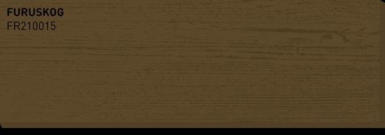 Bilde av Fargerike Terrasse Treprøver FR210015 Furuskog
