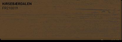 Bilde av Fargerike Terrasse Treprøver FR210019 Kirsebærdalen