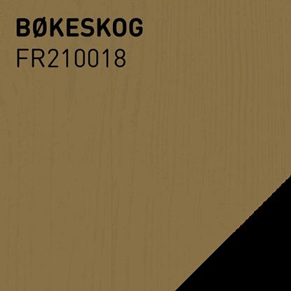 Bilde av Fargerike Terrasse Lameller FR210018 Bøkeskog pakker a 20