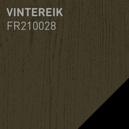Bilde av Fargerike Terrasse Lameller FR210028 Vintereik pakker a 20