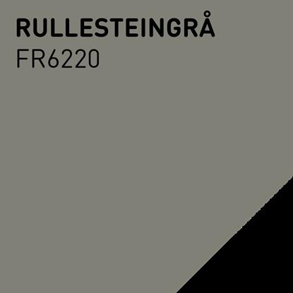 Bilde av Fargerike Ute Lameller FR6220 Rullesteingrå pakker a 20