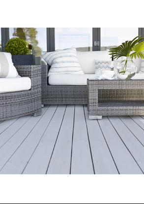 Bilde av Fargerike Stoffprint Stor Terrasse 2021