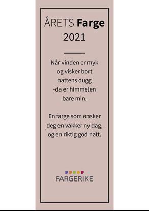 Bilde av Fargerike Stoffprint Liten Årets Farger 2021